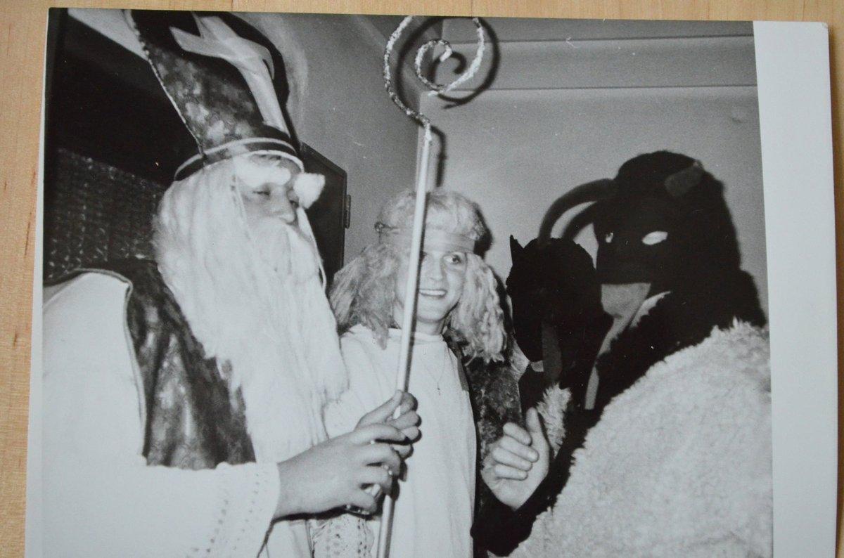 Mikuláš 1988