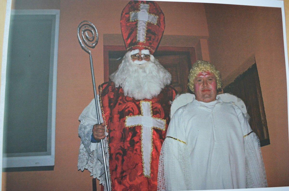 Mukuláš 2008 S nejoblíbenějším andělem, Miroslavem Jakoubkem.