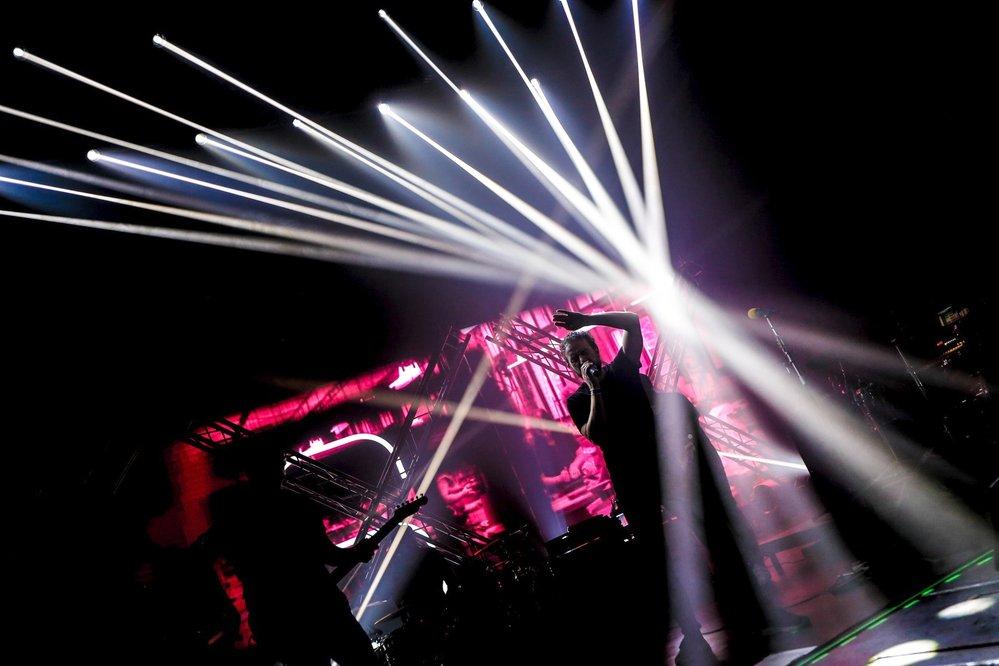 Koncerty Tata Bojs jsou hudební i vizuální zážitek