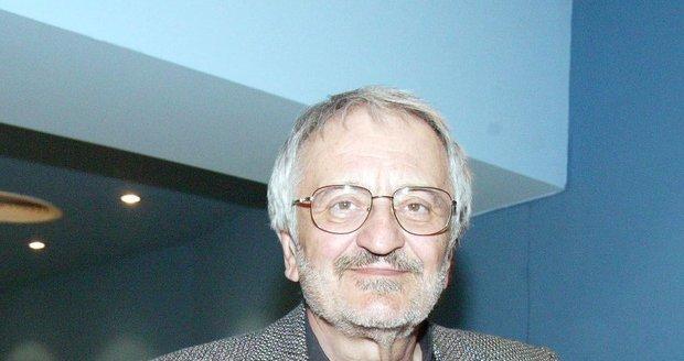 Milan Lasica je uznávaný slovenský herec.