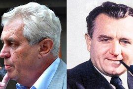 Zeman a Gottwald, prezidenti z mokré čtvrti aneb Krátký exkurz do alkoholismu hlavy státu