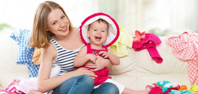 Maminkovský rádce: 5 tipů, jak prát oblečení pro miminko