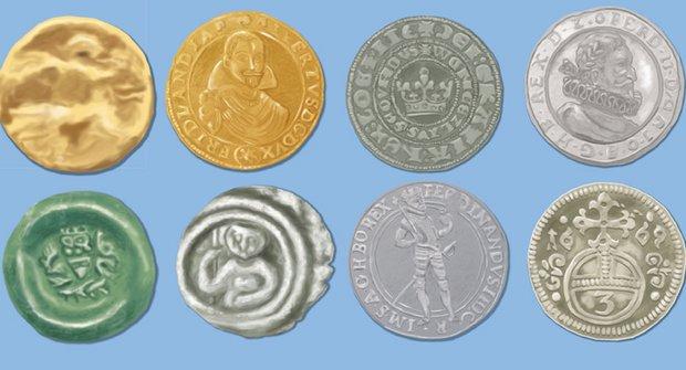 Poklady v Česku: Zlaté duhovky i stříbrné mince