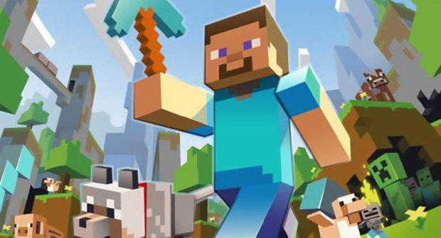 Minecraft bude v kinech, film už se chystá