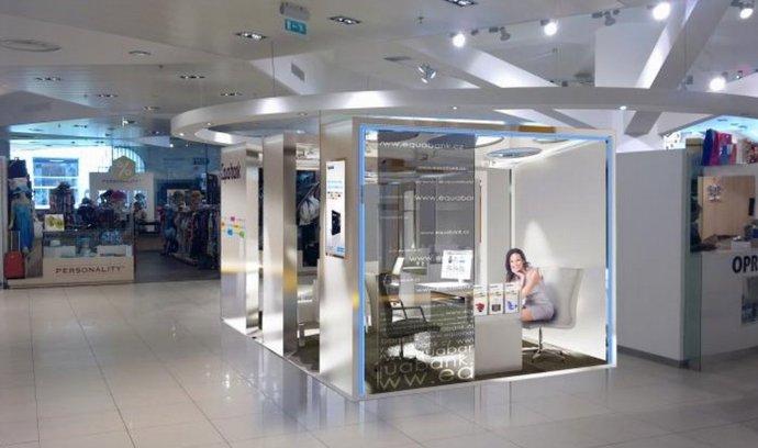 Minipobočka Equa Bank