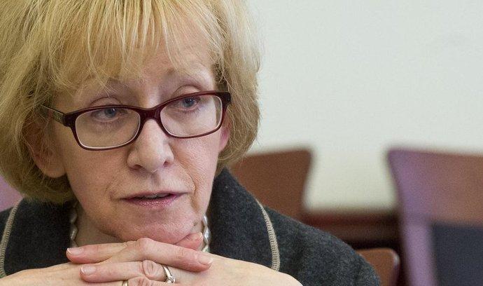 Ministryně spravedlnosti Helena Válková (ANO)