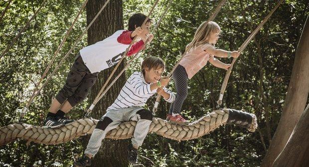 Soutěž se Sluníčkem o 5 rodinných vstupenek do Parku Mirakulum