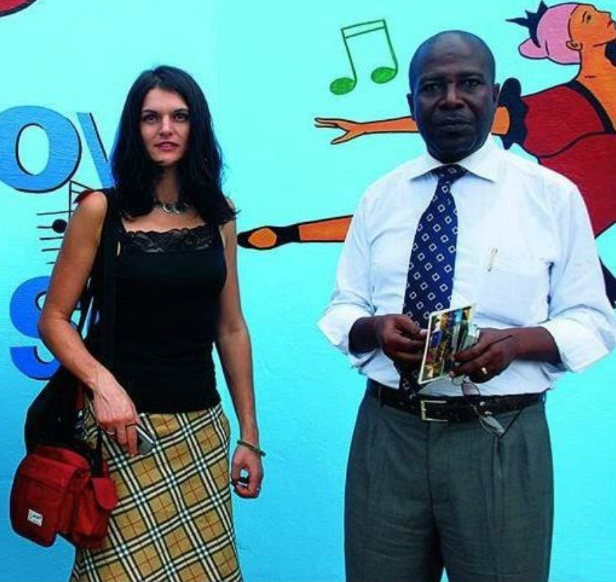 Před osmi lety investigativní novinářka Markéta Kutilová našla Josepha Dielleho alias Mirečka.