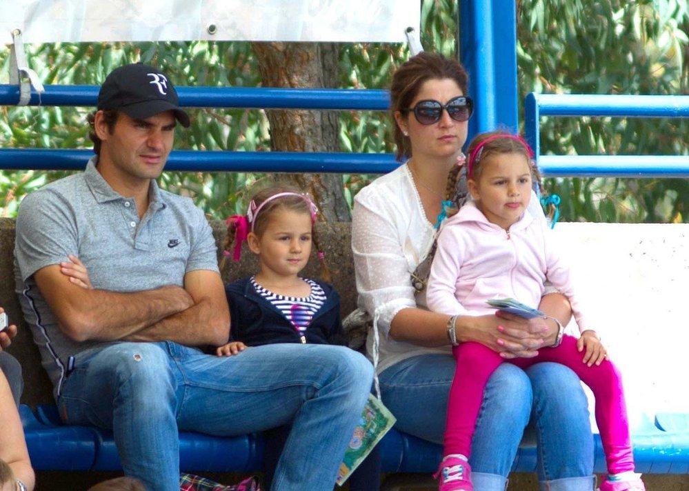 S dcerami Mylou Rose a Charlene Rivou