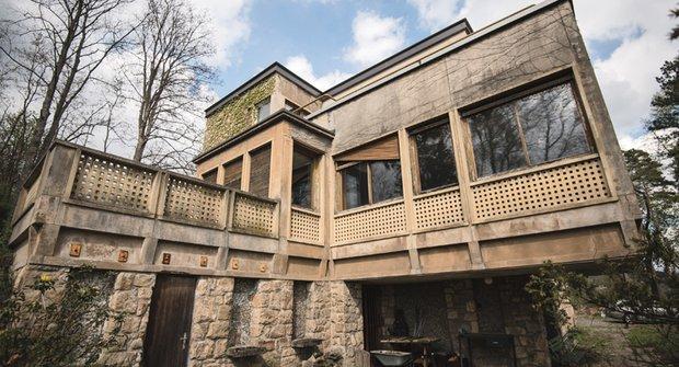 Dvě patra historie: V domě Miroslava Zikmunda