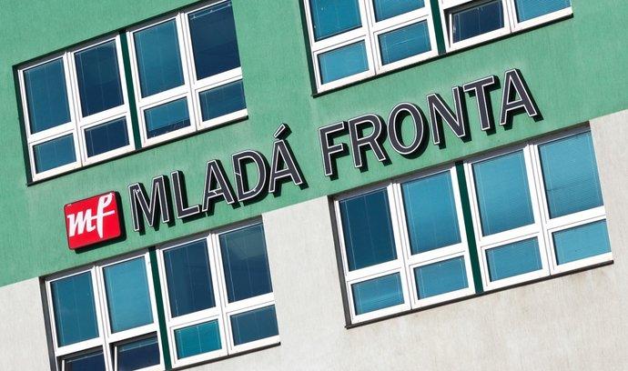 Sídlo vydavatelství Mladá fronta v Praze-Modřanech.