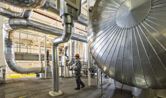 The energy revolution for billions awaits Škoda.  In heating plants, they will replace coal with biomass