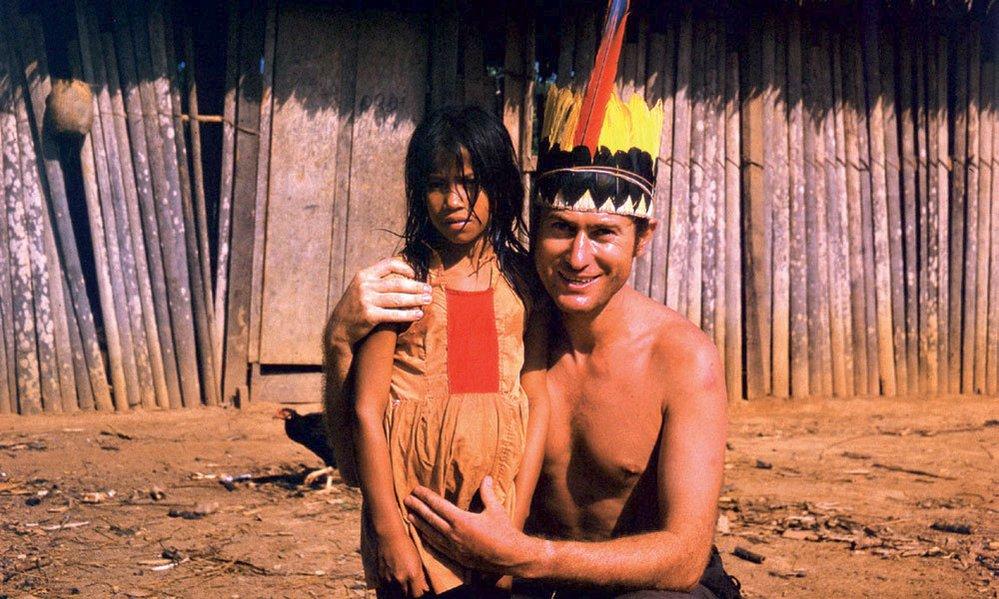 Na návštěvě u Haurayů v Peru, rok 1972