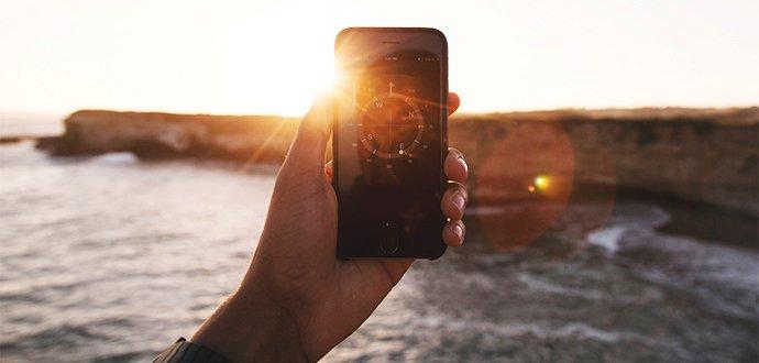Ochraňte mobil před přehřátím