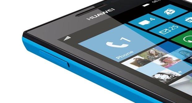 Vyzkoušeli jsme: Smartphone Huawei Ascend W1