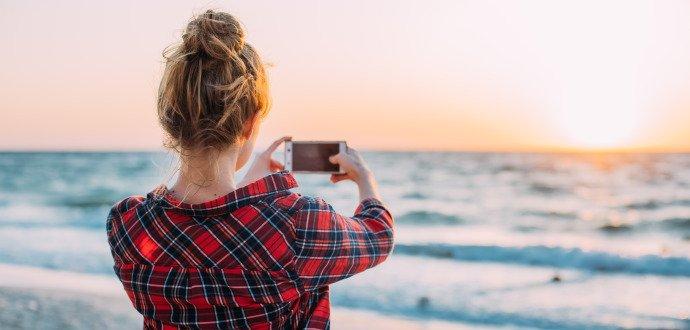 Prepracované snímky bez drahého foťáka: 7 tipov, ako dobre fotiť mobilom