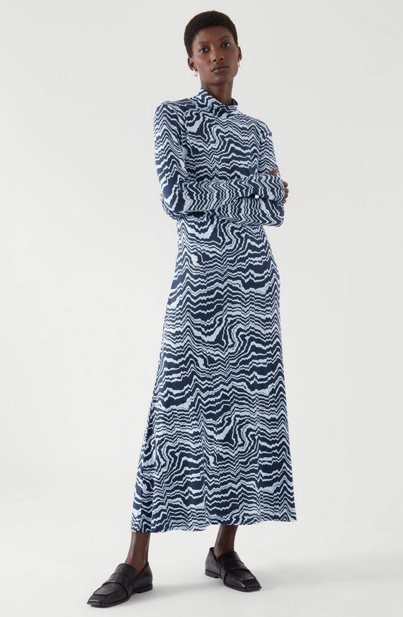 Úpletové šaty, COS, 79 EUR