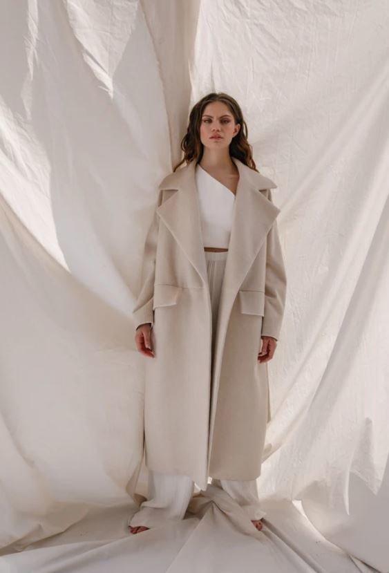 Vlněný kabát, Odivi, 14900 Kč