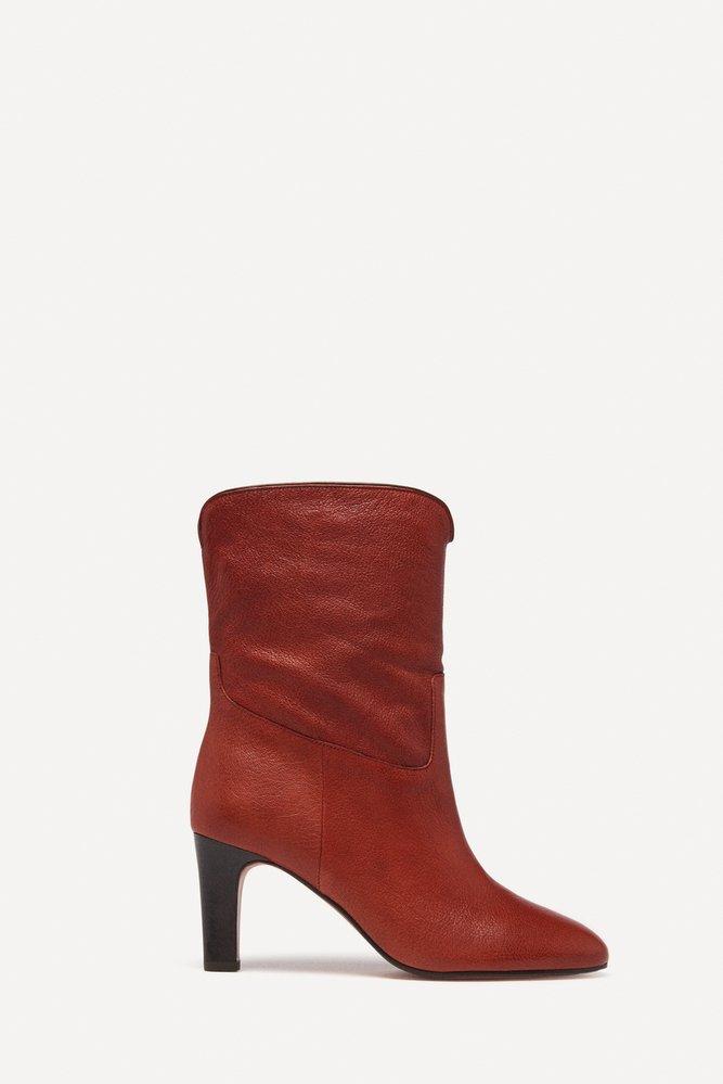 Kožené boty, Ba&sh, 375 EUR