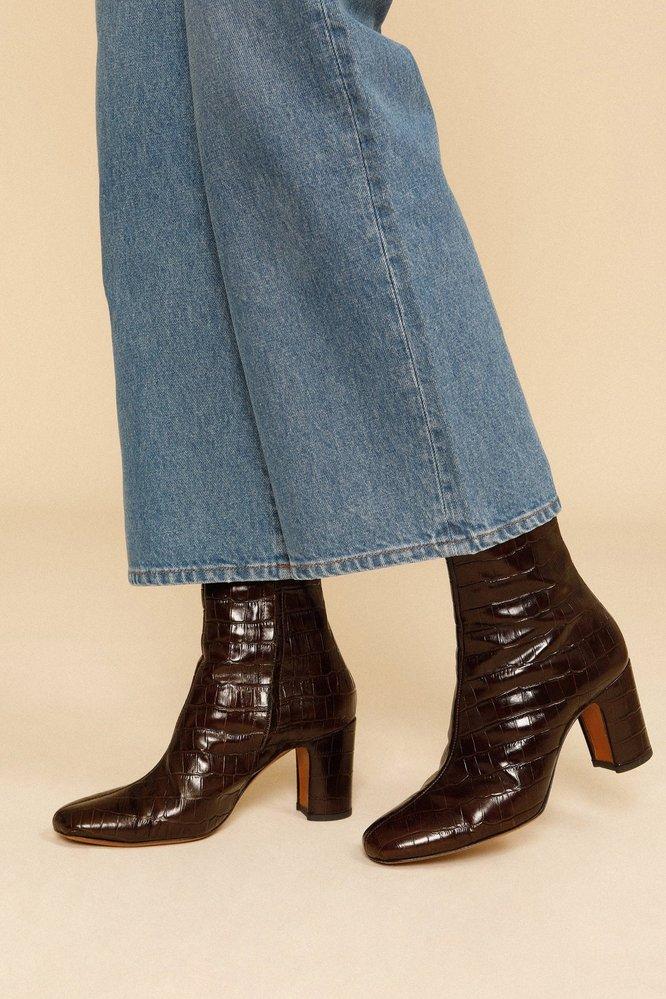 Kožené boty, Rouje Paris, 270 EUR