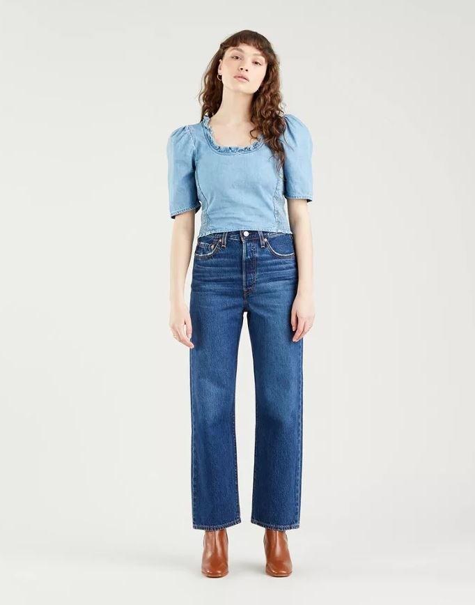 Rovné džíny, Levi's, 2999 Kč