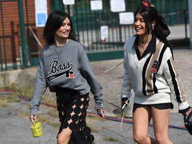 Móda z Milána: Nekompromisní elegance, sport i sexy nahota