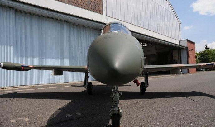 Aero L-39 Albatros.