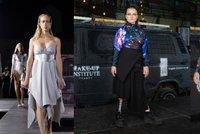Nevšední modelky ukázaly jinou krásu: Tereze rakovina vzala nohu, Bára přišla o kus lebky!