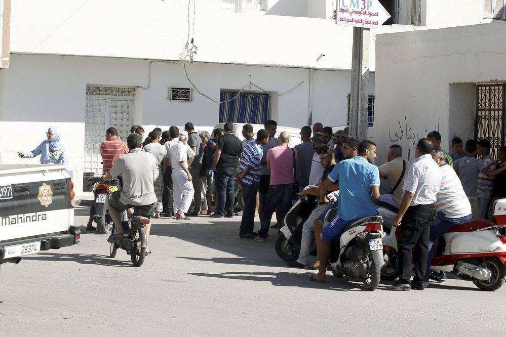 Vrah z Nice Mohamed Lahouaiej Bouhlel pochází z této tuniské vesnice Msaken