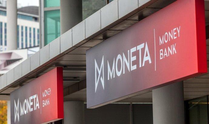 Moneta Money Bank se rozhlíží po tuzemském trhu s cílem expandovat.