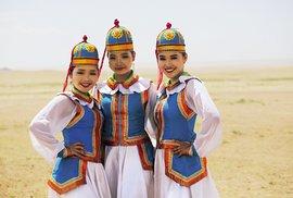 Mongolská pětka cestovatele a fotografa Tomáše Kubeše