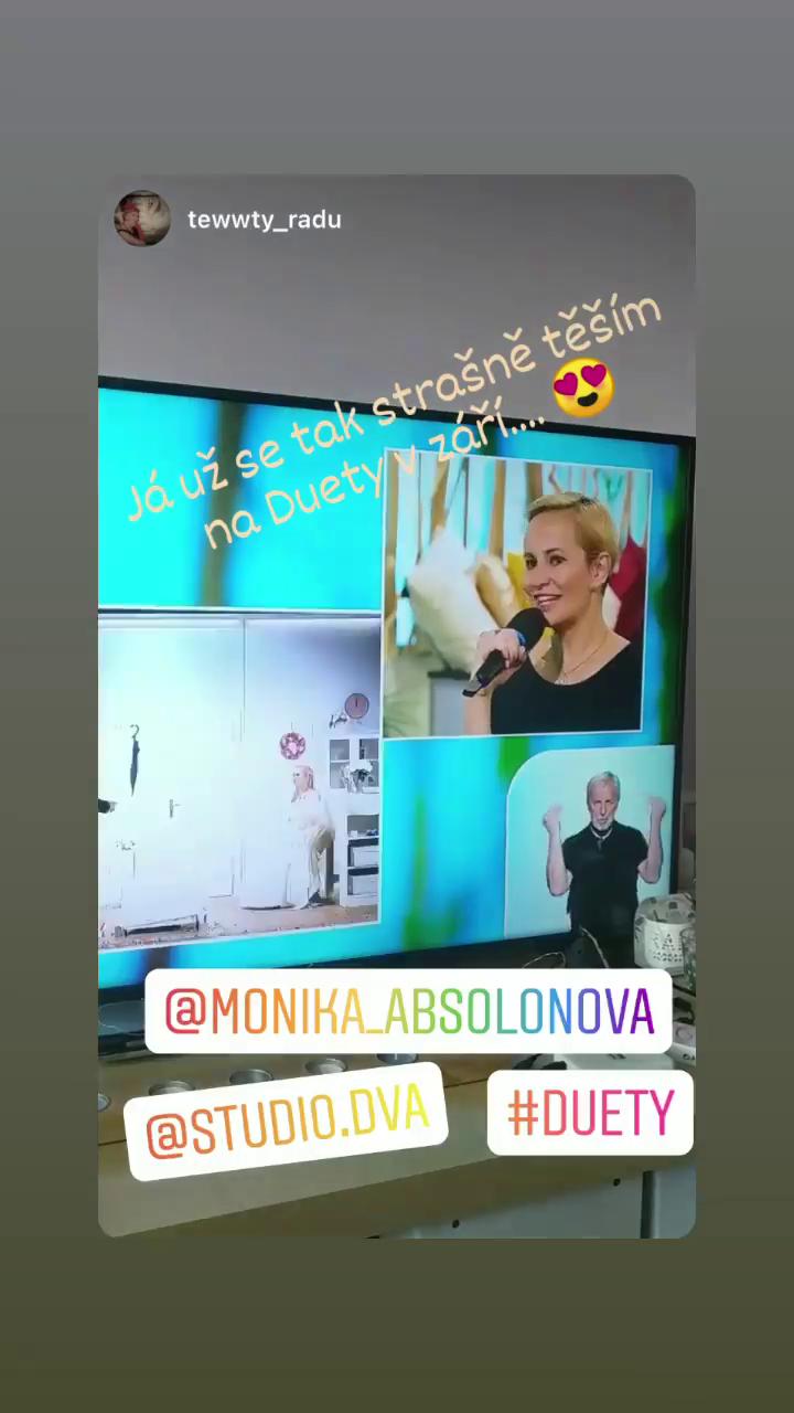 Monika Absolonová vypadá báječně, zhubla 11 kilogramů