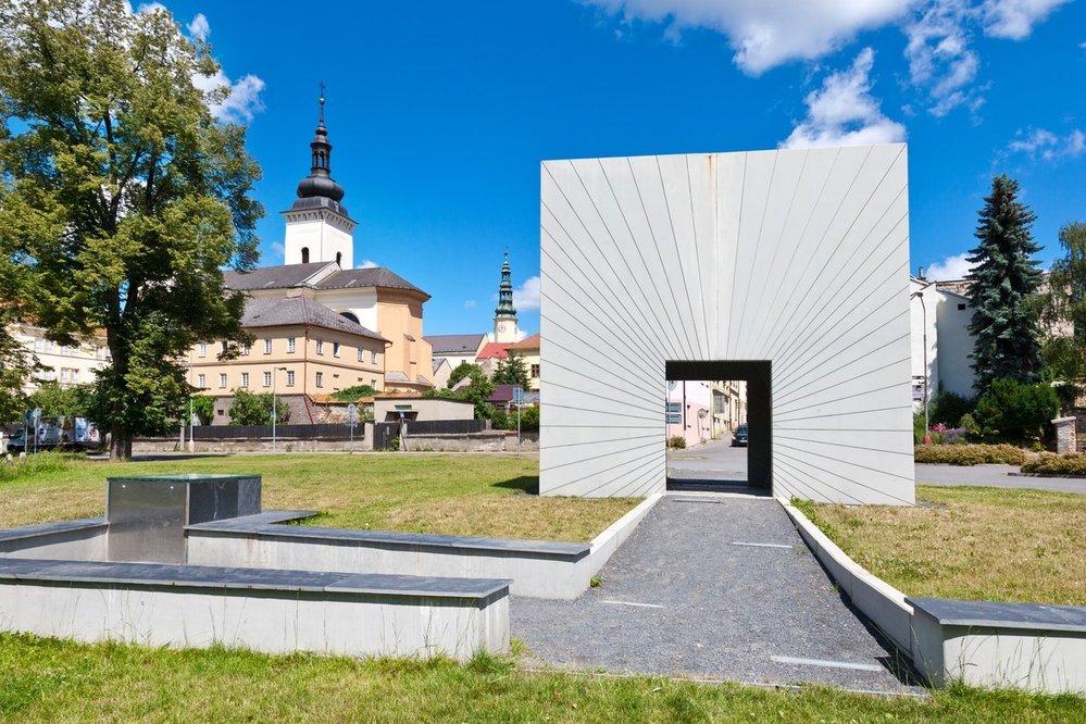 Moravská Třebová, Brána času