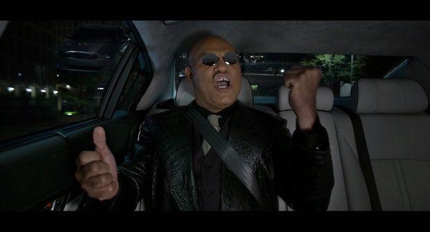 Morfeus z Matrixu se nečekaně vrací