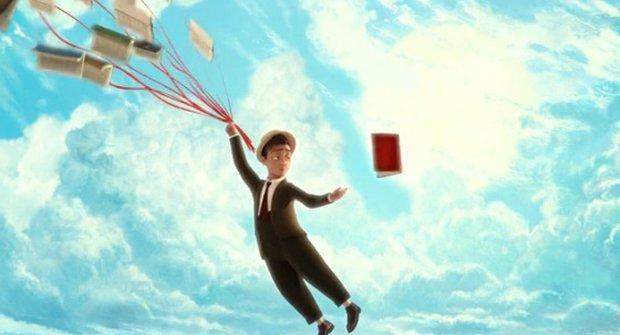 Fantastické létající knížky. Podívejte se na krátký animák nominovaný na Oscara