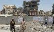 Boje v iráckém Mosulu