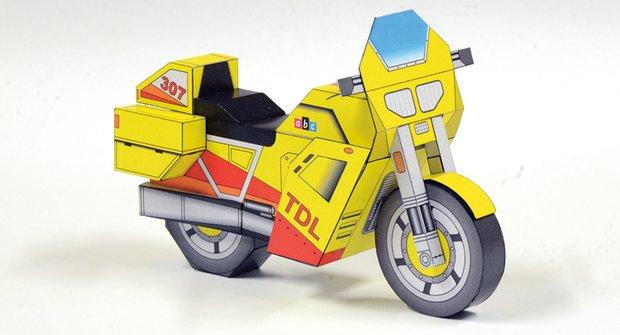 Motocykly: Silniční motorka