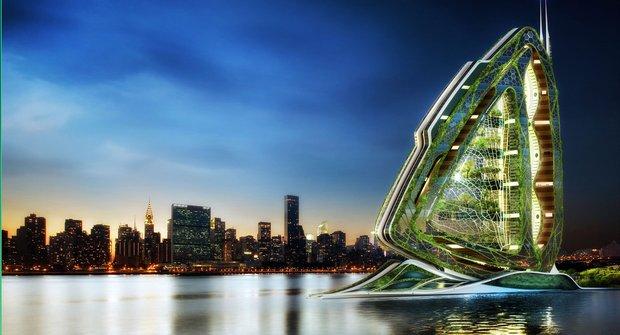 Živé mrakodrapy: Výlet do bydlení budoucnosti