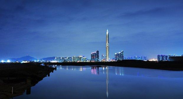 Neviditelný mrakodrap: Věž budoucnosti už se staví