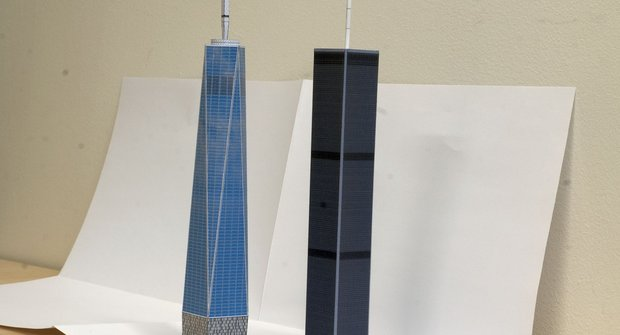 Mrakodrapy: Twin Towers & One World Trade Center