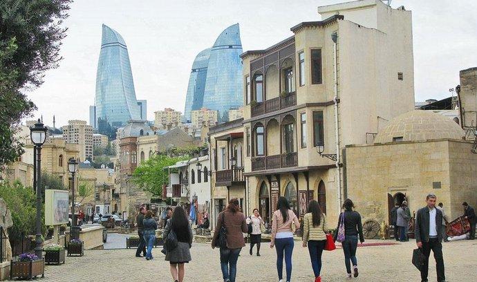 Baku, ilustrační foto