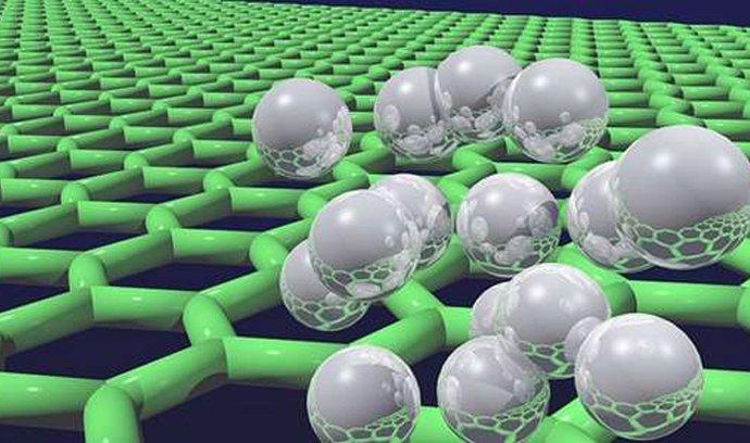Nový materiál dokáže skladovat kvantovou informaci. Ilustrační foto.