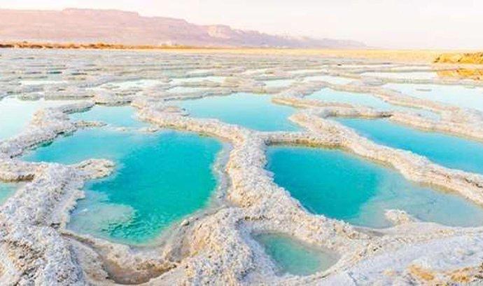 Mrtvé moře - ilustrační foto