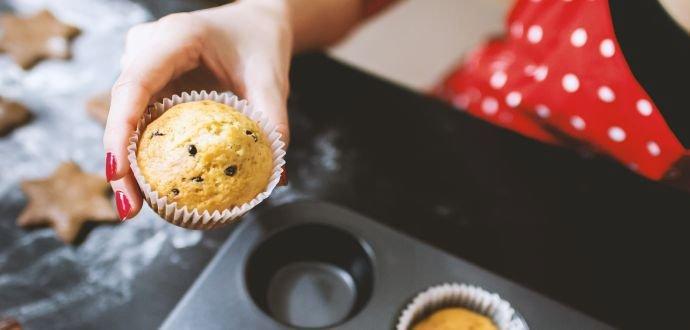 5 rýchlych receptov na sladké muffiny