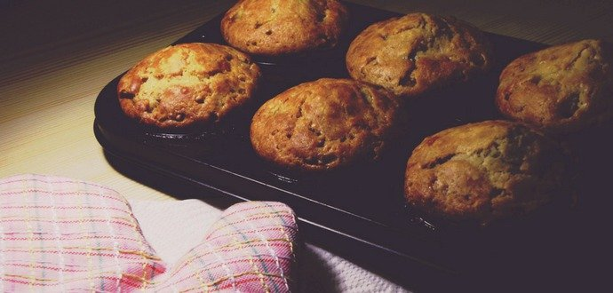 5 receptov na slané muffiny