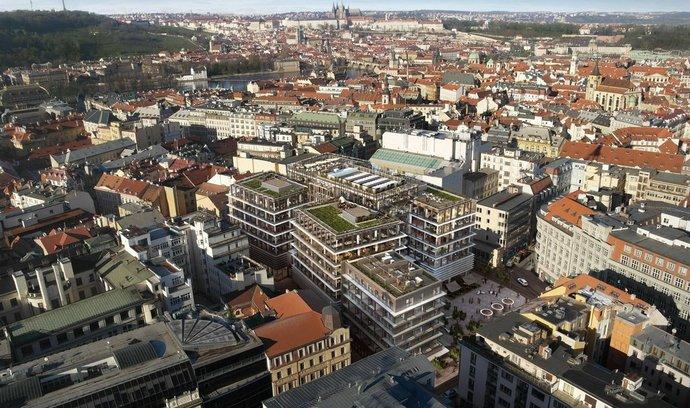 ilustrační foto, kancelářské budovy, Multifunkční komplex Quadrio