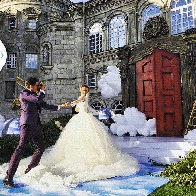 Z fotografa Murada Osmanna a modelky Nataly Zakharové jsou manželé