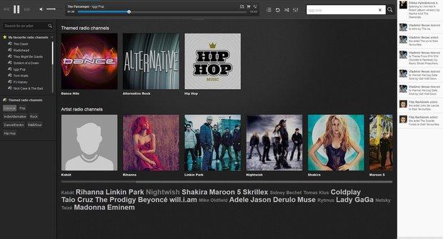 Hudba současnosti: Online svět se řítí do oblak!