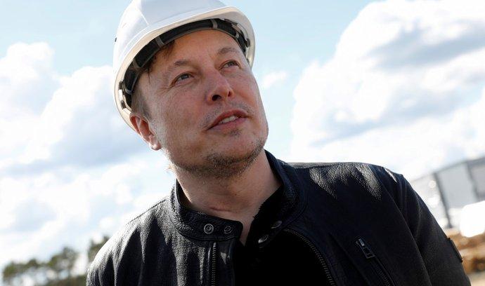Elon Musk před pár dny navštívil staveniště Gigafactory v Německu.