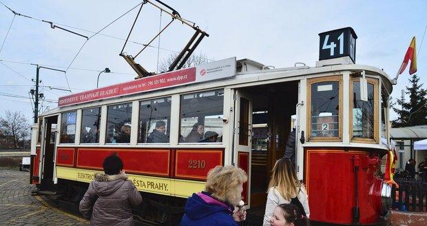 30. března se dveře Muzea městské hromadné dopravy otevřely dokořán.
